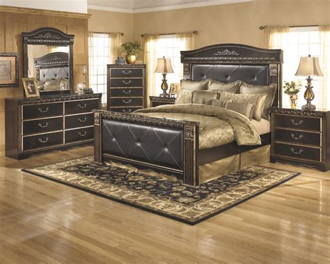 "Liberty Lagana Furniture The ""coal Creek"" Collection"