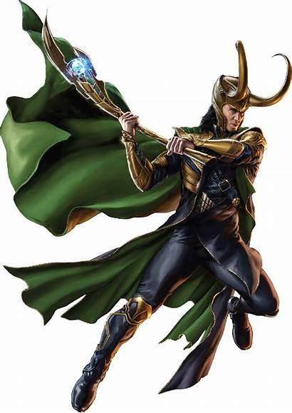 Loki Disney Laufeyson Wiki Marvel Avengers Villain