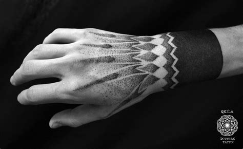 hand dotwork  tattoo ideas gallery