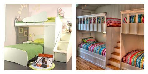 decoration chambre d enfants idée déco chambre la chambre enfant partagée