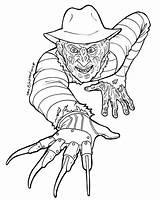 Jason Coloring Voorhees Printable Horror Getcolorings Colorings sketch template