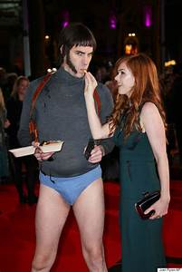 Sacha Baron Cohen Gets A Telling Off After Swearing During ...
