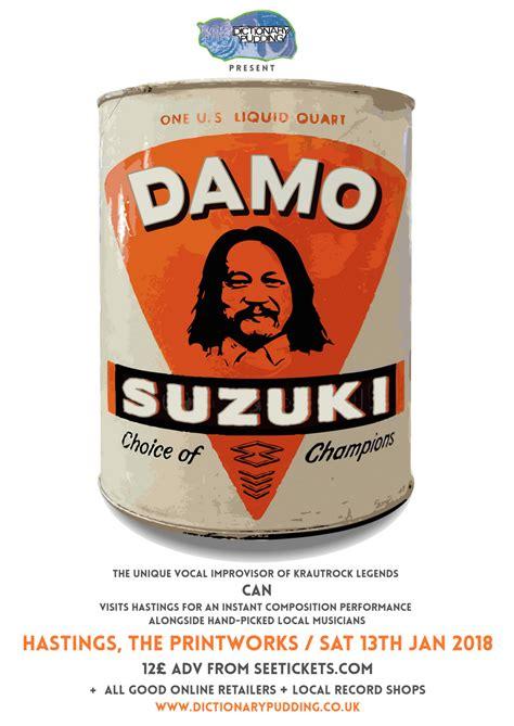 Damo Suzuki by Damo Suzuki 180 S Network An Assembly Of Sound Carriers To