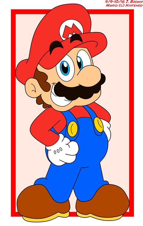 Super Mario Fan Art By Luigistar445 On Deviantart