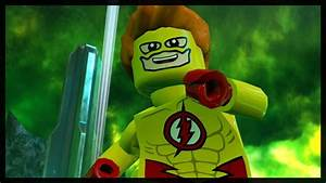 LEGO BATMAN 3 - KID FLASH FREE ROAM GAMEPLAY! - YouTube