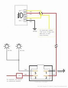 Toyota Camry Fog Lights Wiring Diagram