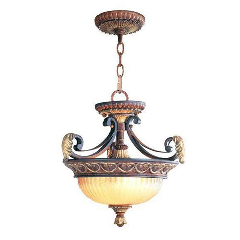 bronze chandelier with accents livex lighting 2 light verona bronze chandelier with aged