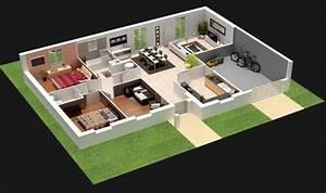 Créer Son Propre Plan De Maison Gratuit : 5 plans pour construire votre propre maison moderne ~ Premium-room.com Idées de Décoration