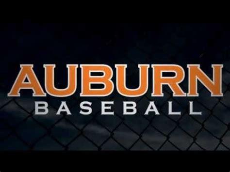 Auburn Baseball 2012 Game Intro - YouTube