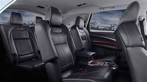 2016 Acura Mdx Captains Chairs by 2017 Acura Mdx Maple Shade Nj Elite Acura