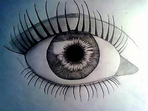 Just A Simple Eye Drawing - greenripper5 © 2018 - Apr 11, 2012