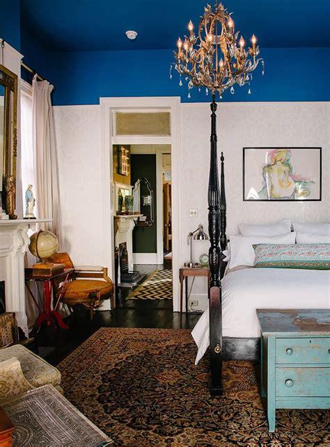 Accent Ceiling Pinterest Trend - Bold Paint, Patterns ...