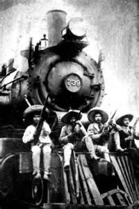 Banditos Mexican Revolution