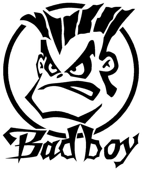 Bad Boy Decal #3  Awesome Graphics. Irritated Signs. Green Product Banners. Online Discount Codes. Bread Signs. Mlp Signs Of Stroke. Black Red Decals. Blue Circle Banners. Blackbord Signs