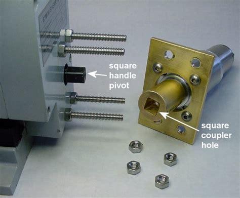 pcb cutting shear  motor robot room