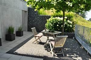 Terrasse Mit Kies : referenz terrassen gestalten parc 39 s ~ Markanthonyermac.com Haus und Dekorationen