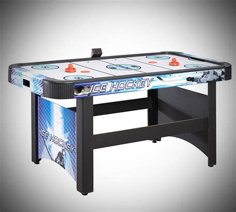 air hockey table  electronic scoring cool sht  buy