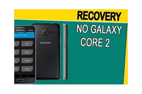 baixar gt s5830 modo recovery