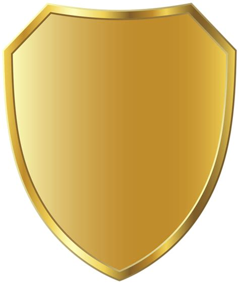 Badge Png by Gold Badge Template Clipart Image Gallery Yopriceville