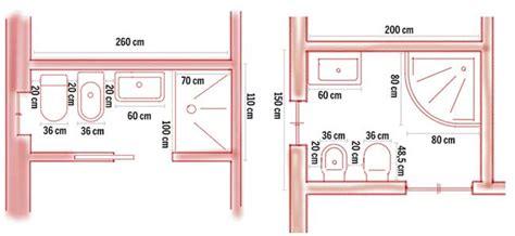 Progetti Bagni Piccole Dimensioni by Dimensioni Minime Bagno Come Gestire Al Meglio Lo Spazio
