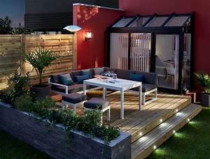 Bois De Terrasse : faire une terrasse en bois surelevee ~ Preciouscoupons.com Idées de Décoration