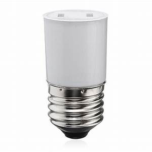 B22  E27 Light Lamp Bulb Socket Holder Convert To Us Power
