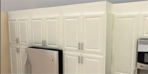 how to fix gap between ceiling and kitchen crown molding don t let the ikea home planner ruin your kitchen