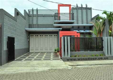 garasi rumah minimalis rumah mini  kendaraan