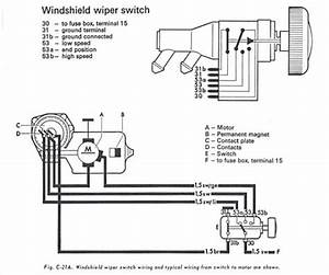 Mustang Wiper Switch Wiring Diagram 1967