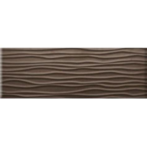 american olean canvas wave matte 4 x 12 tile