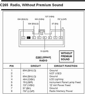 97 F250hd Stereo Wiring Diagram