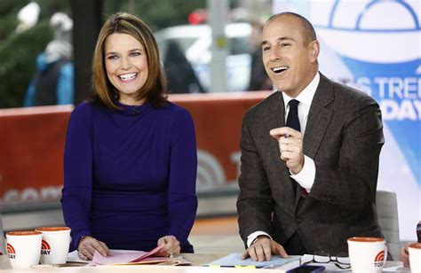 Why Nbc's 'today' Gave Matt Lauer A New  Million