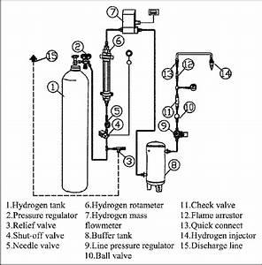 Diagram For Hydrogen Gas : schematic diagram of the hydrogen fuel system download ~ A.2002-acura-tl-radio.info Haus und Dekorationen