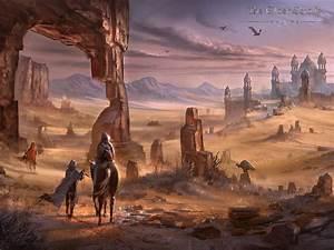 Alik'r Desert – ESO Guide