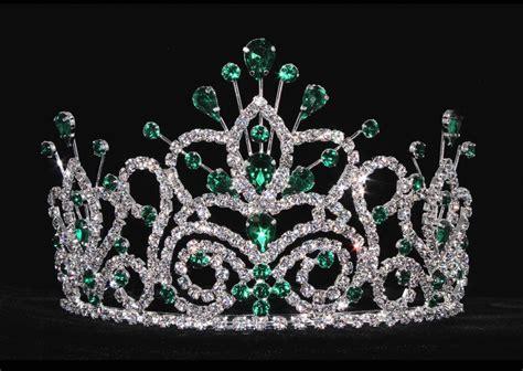 #16107 - Maus Spray Crown - Emerald - 4