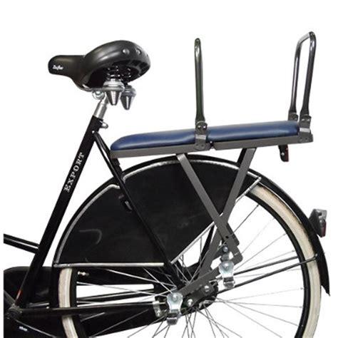 siege enfants velo siège pour le transport de 2 enfants à vélo