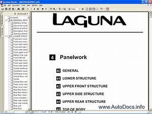 Renault Dialogys Parts And Service Manuals Parts Catalog Repair Manual Order  U0026 Download