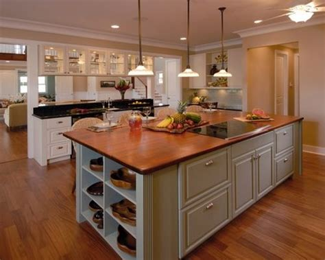 Island Cooktop Home Design Ideas, Pictures, Remodel And Decor