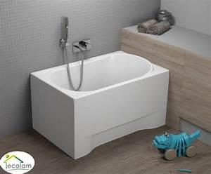 Freistehende Badewanne Klein : badewanne kleine wanne rechteck 100x65 110x70 mit ohne sch rze ablauf acryl ebay ~ Sanjose-hotels-ca.com Haus und Dekorationen