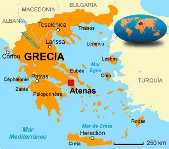 Resultado de imagen de grecia mapa actual