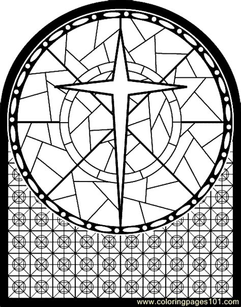 Free adult religious coloring pages