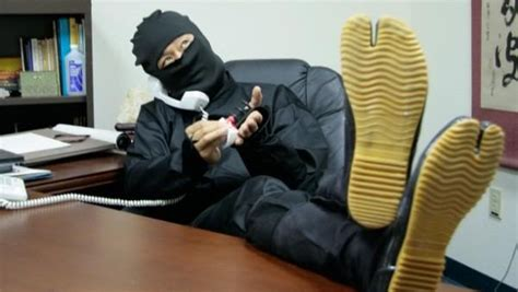 foto de Work Skills are you an Office Ninja? Expert Logistics