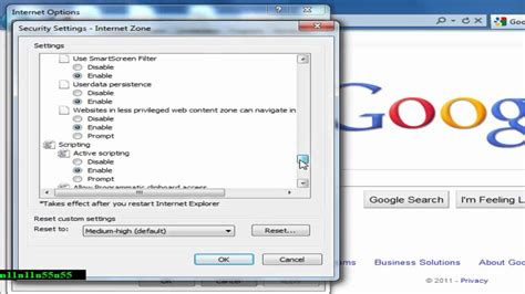 how to enable javascript how to enable or disable javascript in internet explorer