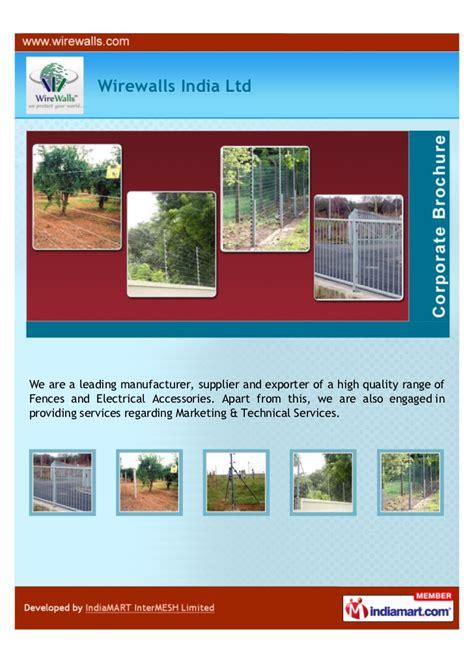 Wirewalls India Ltd Hyderabad Electrical Accessories