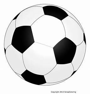 Ballon Foot Noir Et Blanc Maison Design Wiblia