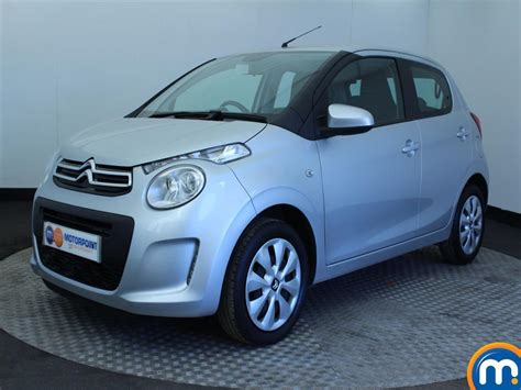 Citroen Used Cars used citroen c1 cars for sale second nearly new