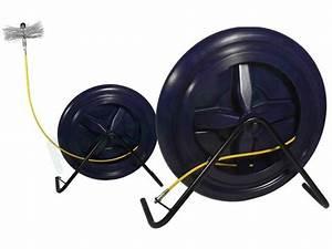 Materiel De Ramonage : fibre de ramonage en enrouleur diam tre 9mm longueur 20m contact prosynergie ~ Melissatoandfro.com Idées de Décoration