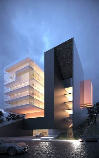 Architecture Modern Luxury Contemporary Apartment Ultra Interior