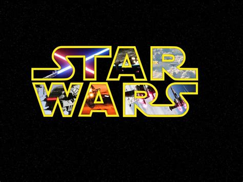 star wars wars logo wallpapers wallpaper cave