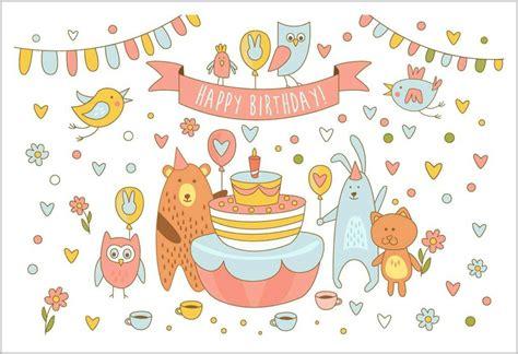 birthday card psd examples design trends premium
